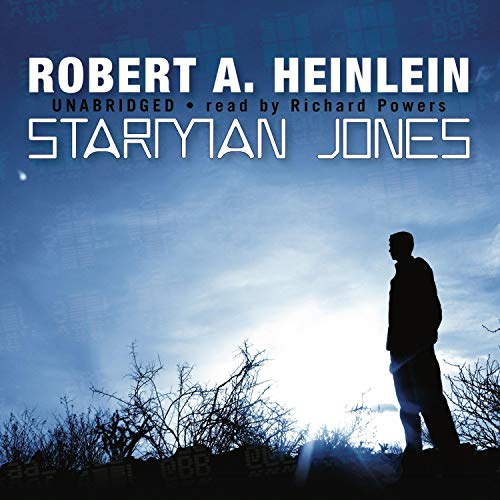 Starman Jones audiobook cover art