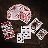 TRIXES grosses Blatt Spiel-Karten (86 mm x 122 mm) 52 Karten und Zwei Joker - Extra Groß...