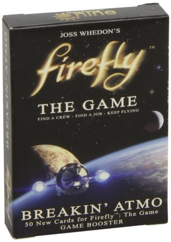Gale Force Nine GF9FIRE3 Brettspiel Firefly: Breakin Atmo Expansion
