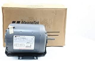 MAGNETEK H615 Century AC Motor JA56 3PH 1HP 1725RPM 5/8IN 200-230/460V-AC