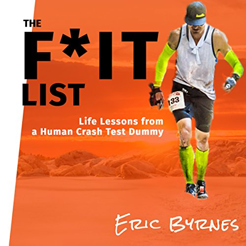 The F*It List audiobook cover art