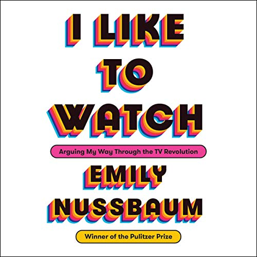 Couverture de I Like to Watch