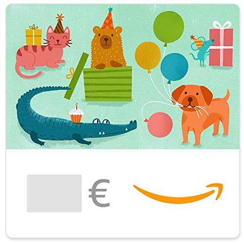 Digitaler Amazon.de Gutschein (Party Animals)
