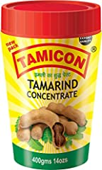 100% Natural Tamarind Paste Tamarind paste is 100% natural an awesome ingredient which you can use in a variety of dishes. For use in Indian, Thai, African Dishes like Soups , Gravies, Sambhar or use as chutney for Panipuri, Samosa plus all of the Th...