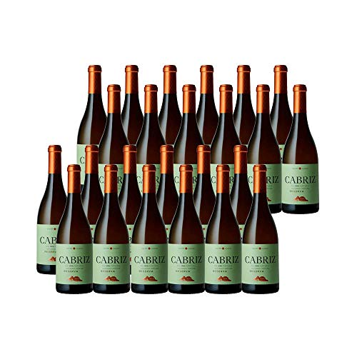 Cabriz Reserva - Vino Blanco - 24 Botellas