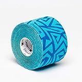 Dream K Tribe 5cm x 5m Terapia Tape–Azul de color azul claro–El Deporte Tape con efecto Kinesio–más rápido y cómodo Tape Vendaje