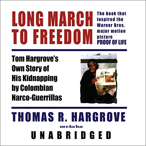 Long March to Freedom  audiobook cover art