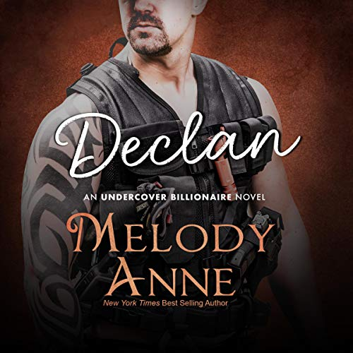 Declan audiobook cover art