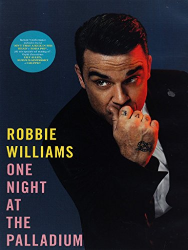 Robbie Williams - One night at the Palladium [IT Import]