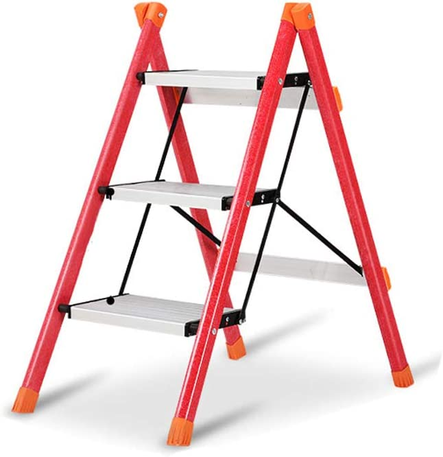 Opening large release sale Ladder Stool iron Foot Stools Adult Memphis Mall Shoe Bench R Flower Portable