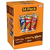 Kellogg's Gripz Chips Deluxe/Cheez-It/Grahams Snack Variety Pack 14-0.9 oz (Pack of 2)