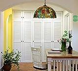 W-LI Pendentlampe Modernes Design Wohnzimmer Esszimmer Veranda Mittelmeer Korridor...