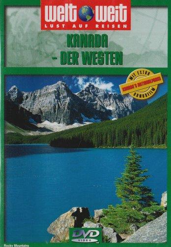 Kanada. Paket / Kanada - der Westen mit Bonusfilm Kanadas Nationalparks