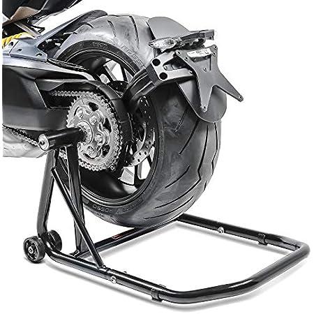 Constands Motorrad Montageständer Ducati Hypermotard 950 Sp 19 21 Schwarz Hinterrad Einarmständer Single One Auto