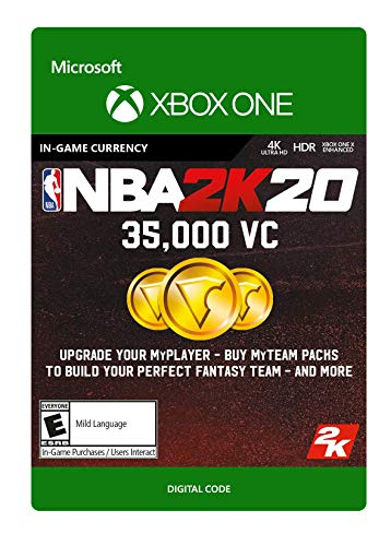 NBA 2K20: 35,000 VC 35,000 VC - [Xbox One Digital Code]