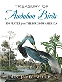 Treasury of Audubon Birds: 130 Plates from The Birds of America