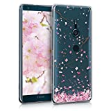 kwmobile Clear Case Compatible with Sony Xperia XZ3 - TPU