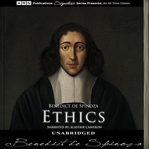Ethics audiobook cover art