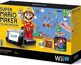 Nintendo Wii U Super Mario Maker Console Deluxe Set (NTSC)