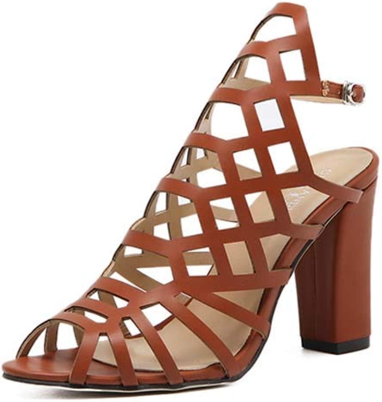 Women Roman Sandals,Boho Elastic Strap Sandals Fashion Open-Toe shoes, Breathable Casual Beach Flats shoes