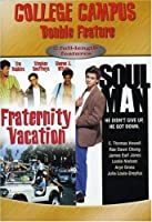 Fraternity Vacation / Soul Man (Double Feature)