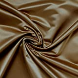 Stoff am Stück Stoff Trevira® CS Satin bronze nicht