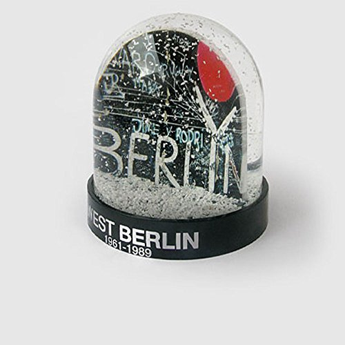 Remember BERLIN - SCHNEEKUGEL von Atypyk