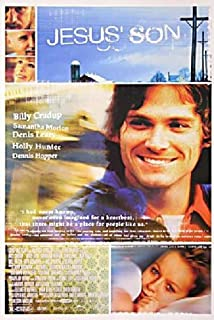 JESUS' SON - 27x40 Movie Poster One Sheet 2000 Billy Crudup RARE
