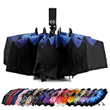 Best Brella Umbrellas - Umbrella Inverted Travel Umbrellas Windproof Compact Folding Review