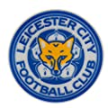 "Leicester City FC 3D 3"" Fridge Magnet - Authentic EPL"