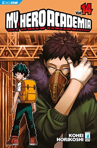 My Hero Academia 14: Digital Edition