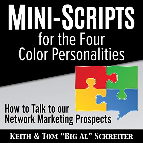 Mini-Scripts for the Four Color Personalities Titelbild