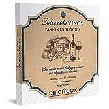Smartbox - Caja Regalo Amor para Parejas - Pasión enológica - Ideas Regalos Originales - 1 Visita a Bodega o viñedo con cata de Vino para 2 Personas
