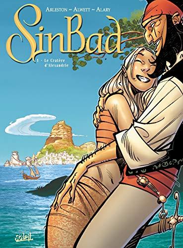 Sinbad T01: Le Cratère d'Alexandrie