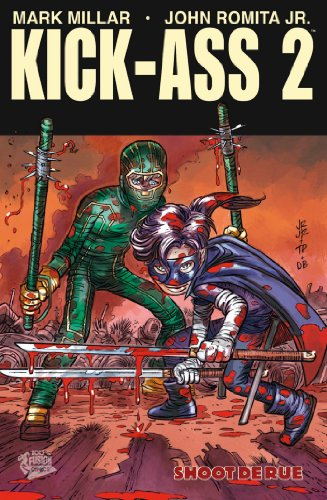 Kick-Ass 2 T02 : Shoot de rue