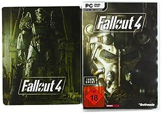 Fallout 4 Uncut - Standard inkl. Steelbook (exkl. bei Amazon.de) - [PC] (B012FFG2YK) | Amazon price tracker / tracking, Amazon price history charts, Amazon price watches, Amazon price drop alerts