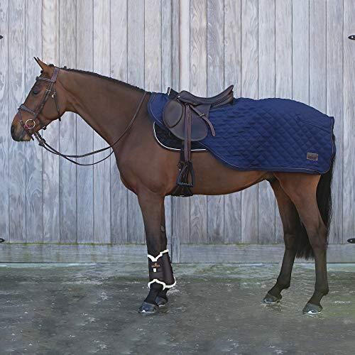 Kentucky Riding Rug Ausreitdecke 160 g Größe: L Farbe: Navy