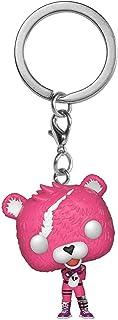 Funko Pop Keychain Fortnite Cuddle Team Leader Toy Figure