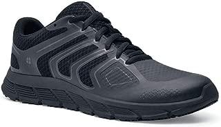 Shoes for Crews Mens Stride Athletic-Sneaker Low Slip Resistant Work Shoe