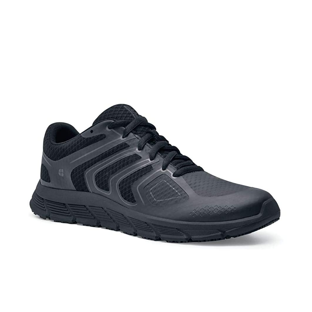 Shoes For Crews Mens Stride Athletic-Sneaker Low Slip Resistant Work Shoe