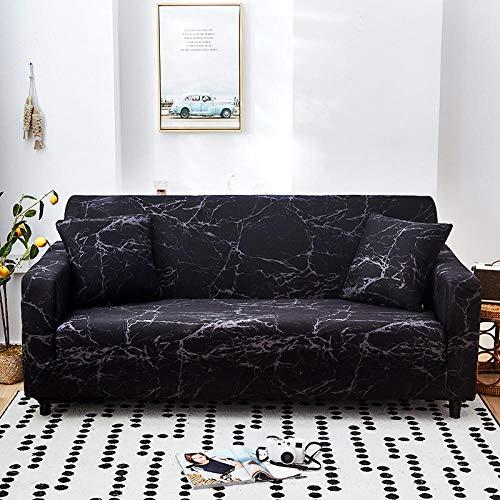Allenger 1 Protector Elástico para Muebles,Spandex De Sofá Antideslizante para Funda De Sofá De Elasticidad Elástica para Sala De Estar-235-300Cm_33