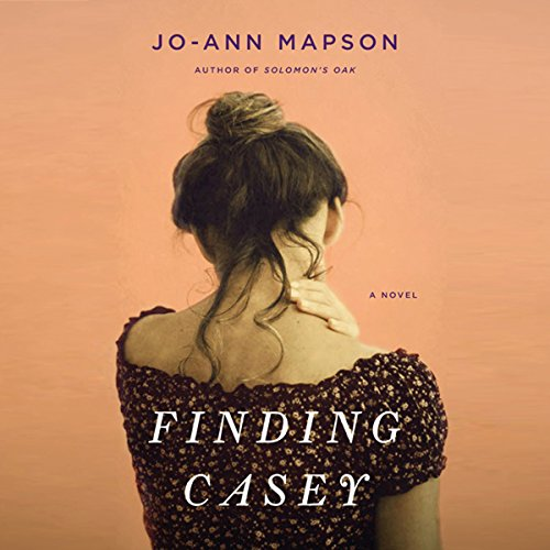 Finding Casey cover art
