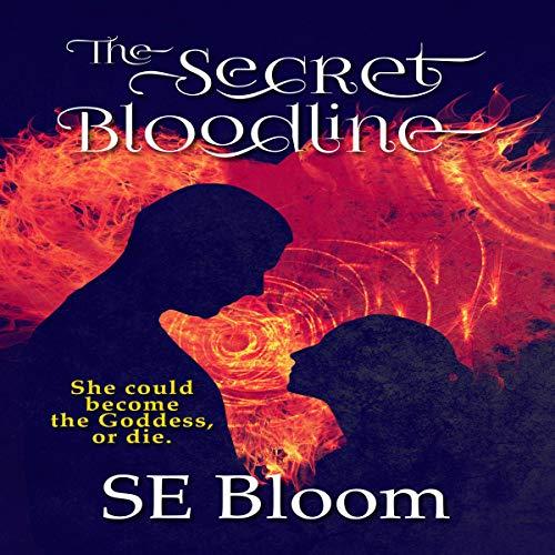 The Secret Bloodline audiobook cover art