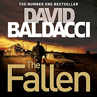 The Fallen audiobook cover art