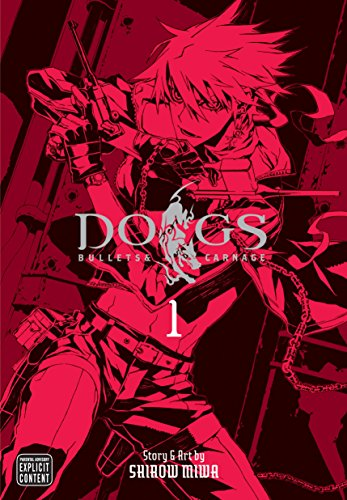 DOGS GN VOL 01 (MR) (C: 1-0-0)