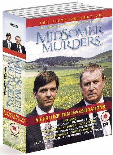 Midsomer Murders - Vol. 5
