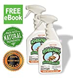 Bed Bug Patrol Bed Bug Killer - 100% Natural, Non-Toxic, Environmentally Friendly, Family & Pet Safe 24oz (2-Pack)