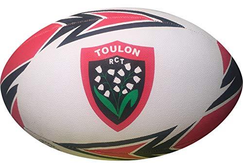 Rugby Club Toulon Top 14 - Balón réplica de Gilbert Supporter