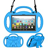 Surom Kids Case for All-New Amazon Fire HD 8/ HD 8 Plus