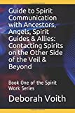 Guide to Spirit Communication with Ancestors, Angels, Spirit Guides & Allies: Contacting Spirits on the Other Side of the Veil & Beyond: Book One of the Spirit Work Series